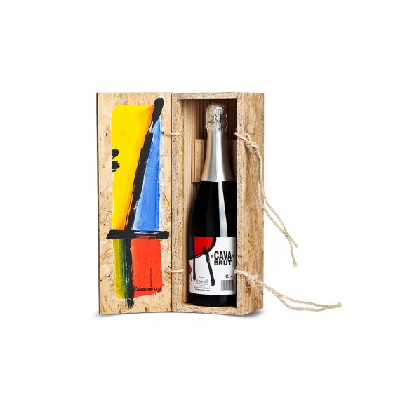 Caja Jobacasén + 1 botella...